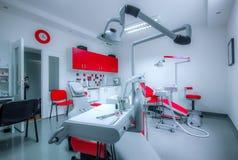 Interior of dental clinic Stock Photography
