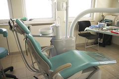Interior of dentist office Royalty Free Stock Photography