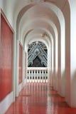 Interior design. Of metal castle in bangkok thailand Stock Photography