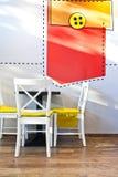 Interior design Fotografie Stock