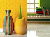 Interior design fotografia stock libera da diritti