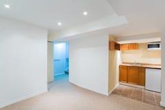 Interior design of basement Stock Images