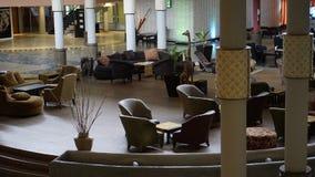 Le Méridien Ibom Hotel & Golf Resort. The interior design of this beautiful Resort in Nigeria, Africa Stock Images