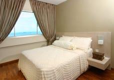 Interior design - bedroom Royalty Free Stock Image