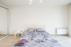Interior design big modern Bedroom Royalty Free Stock Photography