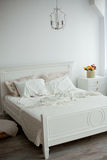 Interior design: Big modern Bedroom Royalty Free Stock Photo
