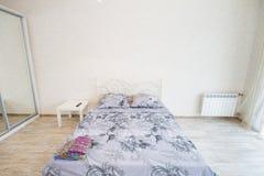 Interior design. Big modern Bedroom Stock Images