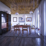Interior design. Can be used by many companies Stock Photo