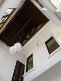Interior design - ceiling royalty free stock images