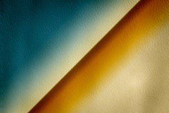 Interior Design - Color Leather Stock Images