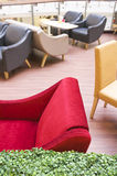 Interior design decor Stock Photography