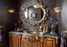 Interior Design Decoration Stock Photography