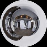 interior design del corridoio dell'illustrazione 3d nello stile classico Render è Fotografia Stock Libera da Diritti