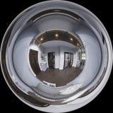 interior design del corridoio dell'illustrazione 3d nello stile classico Render è Fotografie Stock Libere da Diritti
