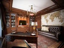 Interior design del Ministero degli Interni nello stile classico Fotografie Stock