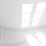 interior design del od dell'illustrazione 3d Fotografia Stock Libera da Diritti