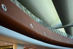 Interior design della fotografia architettonica moderna dell'edilizia Immagine Stock Libera da Diritti