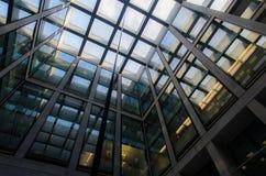 Interior design di un ufficio moderno Fotografia Stock Libera da Diritti