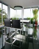 Interior design - dining Royalty Free Stock Photo