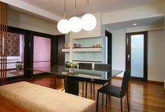 Interior design - dining Stock Images