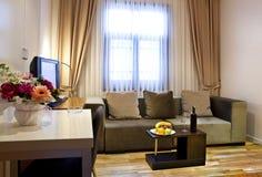 Interior design domestico Fotografia Stock Libera da Diritti