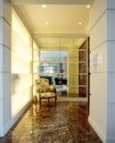 Interior design - foyer area Royalty Free Stock Image