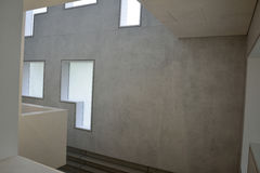 Interior design of Haus Moholy-Nagy/Feininger in Dessau-Rosslau Stock Photography