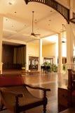 Interior design of hotel in thailand Stock Photo