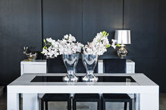 Interior Design In Modern Home Royalty Free Stock Photo