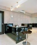 Interior design - kitchen Royalty Free Stock Image