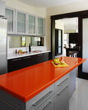 Interior design - kitchen Stock Images