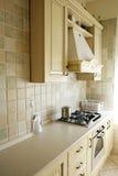 Interior design kitchen furniture Stock Images