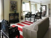 Interior design - living Stock Photography