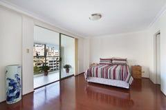 Interior Design: Modern Bedroom Royalty Free Stock Photo