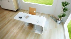 Interior design of modern office Royalty Free Stock Photos