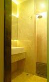 Interior design moderno della stazione termale Immagini Stock Libere da Diritti