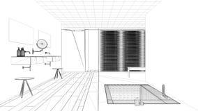 Sink Blueprint Stock Illustrations 203 Sink Blueprint Stock