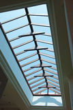 Interior design roof in thailand Stock Images