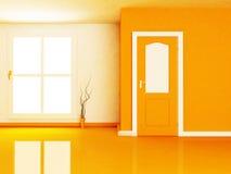 Interior design scene Stock Photography