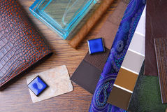 Interior design solid style concept Stock Images