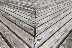 Interior Design - Wooden Floor Stock Photo