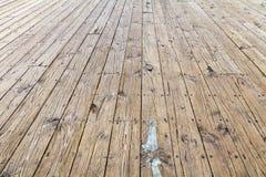 Interior Design - Wooden Floor Stock Photos