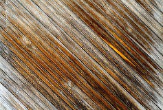 Interior Design - Wooden Wall Royalty Free Stock Images