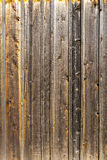 Interior Design - Wooden Wall Royalty Free Stock Photography
