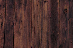 Interior Design - Wooden Wall Royalty Free Stock Photo