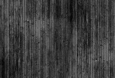 Interior Design - Wooden Wall Stock Image