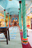 Interior detail,  Cao Dai Temple Royalty Free Stock Photography