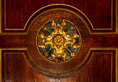 Interior detail Royalty Free Stock Images