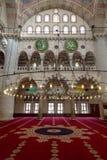 Interior detail from Kilic Ali Pasa Mosque, Tophane, Beyoglu Istanbul, Turkey. Royalty Free Stock Photos