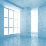 Interior dibujado mano Foto de archivo libre de regalías